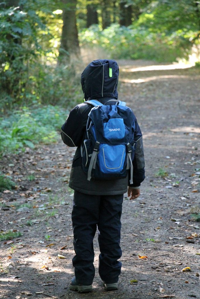 Ausstattung Waldkindergarten