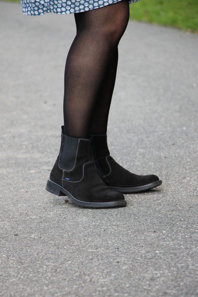 Chelsea Boots gefüttert Damen
