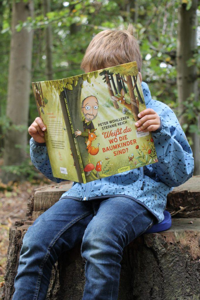 Kinderbuch über Wald