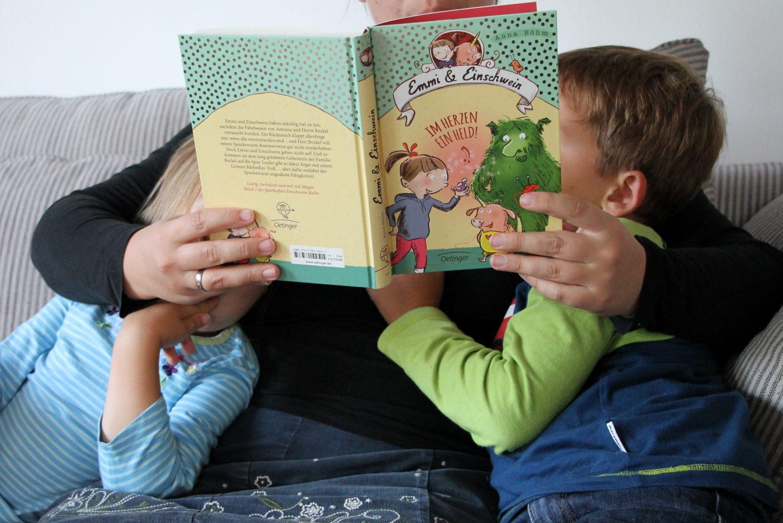 Kinderbuch Emmi und Einschwein Anna Böhm