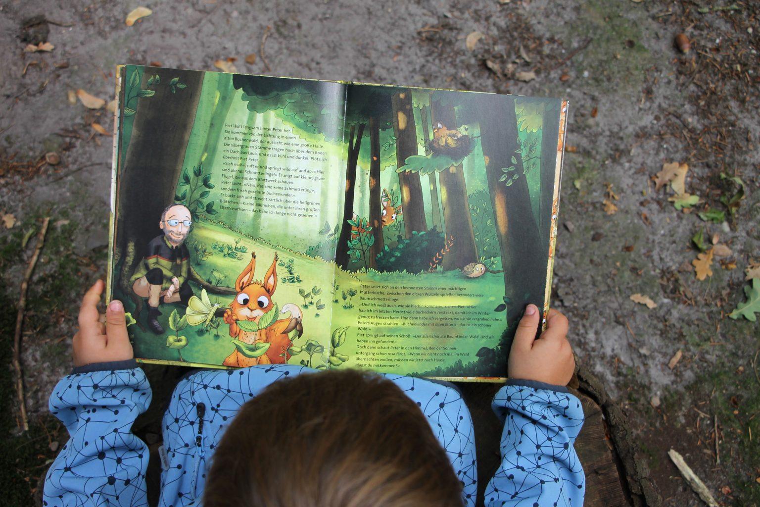 Kinderbuch Naturschutz