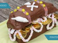 Piratenparty: Deko, Piratenkuchen-Rezept und mehr