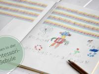 Schulstart in der Montessori-Schule und Vorfreude auf die Herbstferien