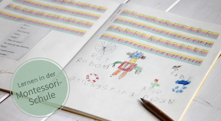 Lernen in der Montessori-Schule Erfahrungen