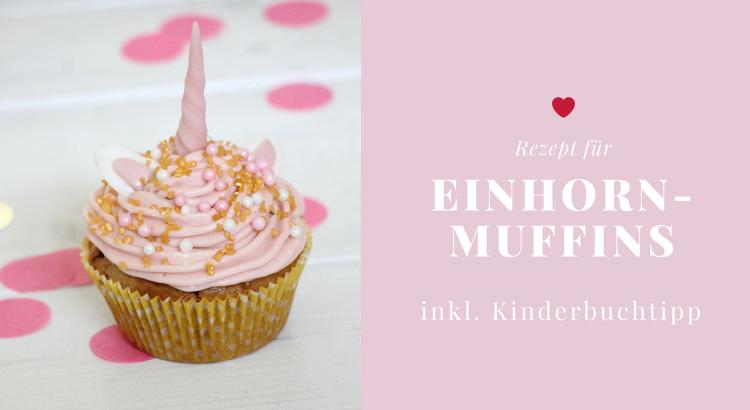 Rezept Einhornmuffins