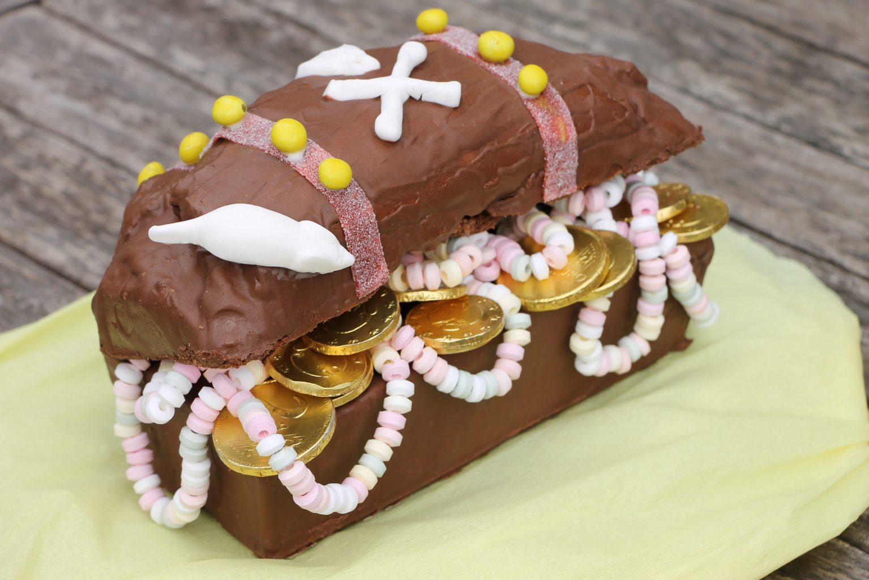 Schatzkiste Kuchen