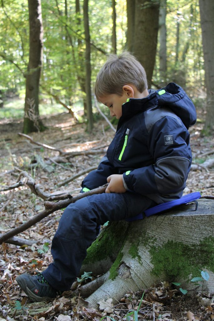 Schnitzen mit Kindern Regeln
