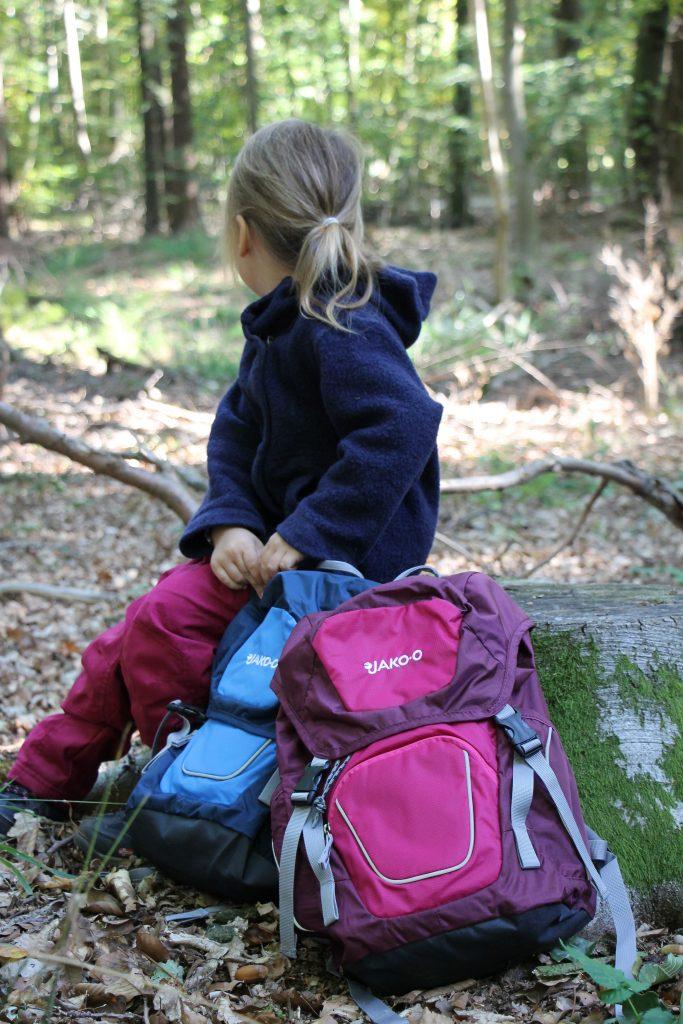 Waldrucksack Kinder