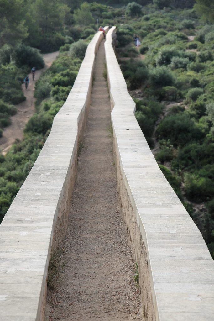 Aqüeducte de les Ferreres Tarragona