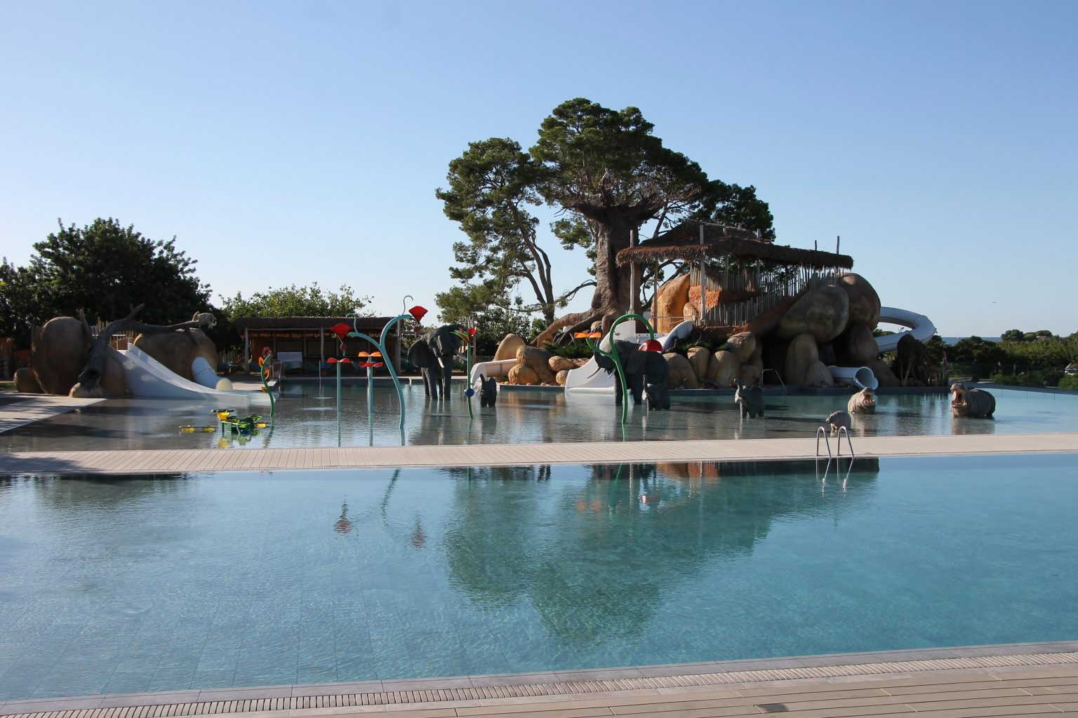 Camping Resort Sangulí Salou Pool