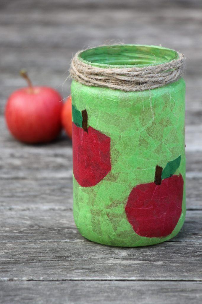 Gläser-Upcycling Ideen
