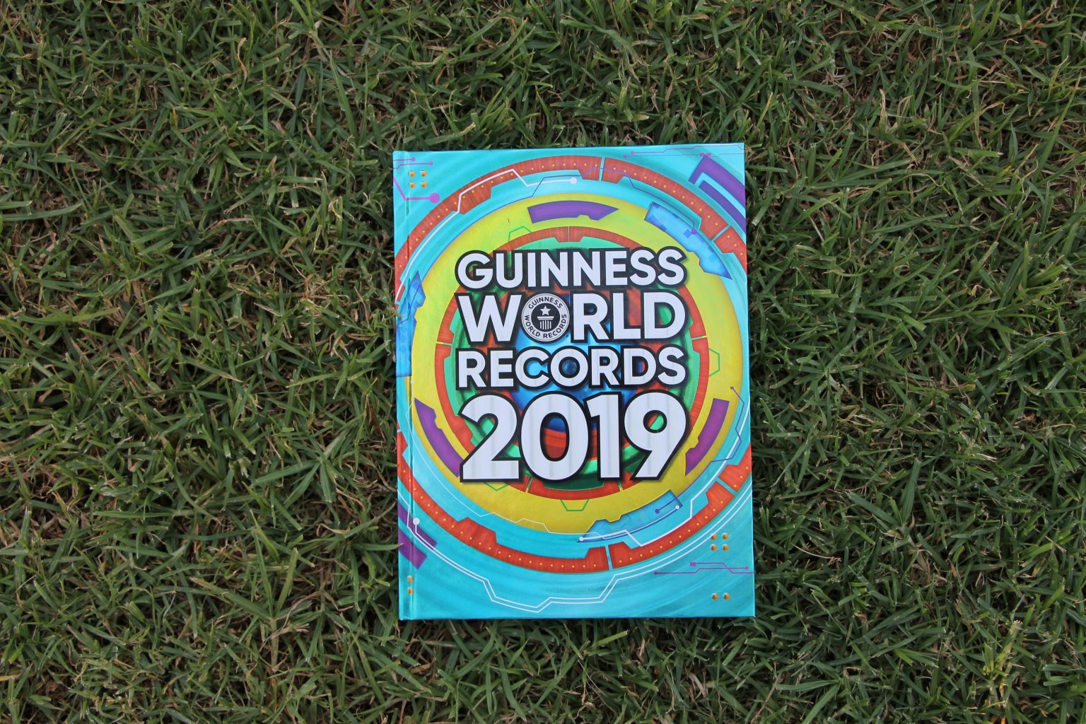 Guinness World Records 2019 Buch