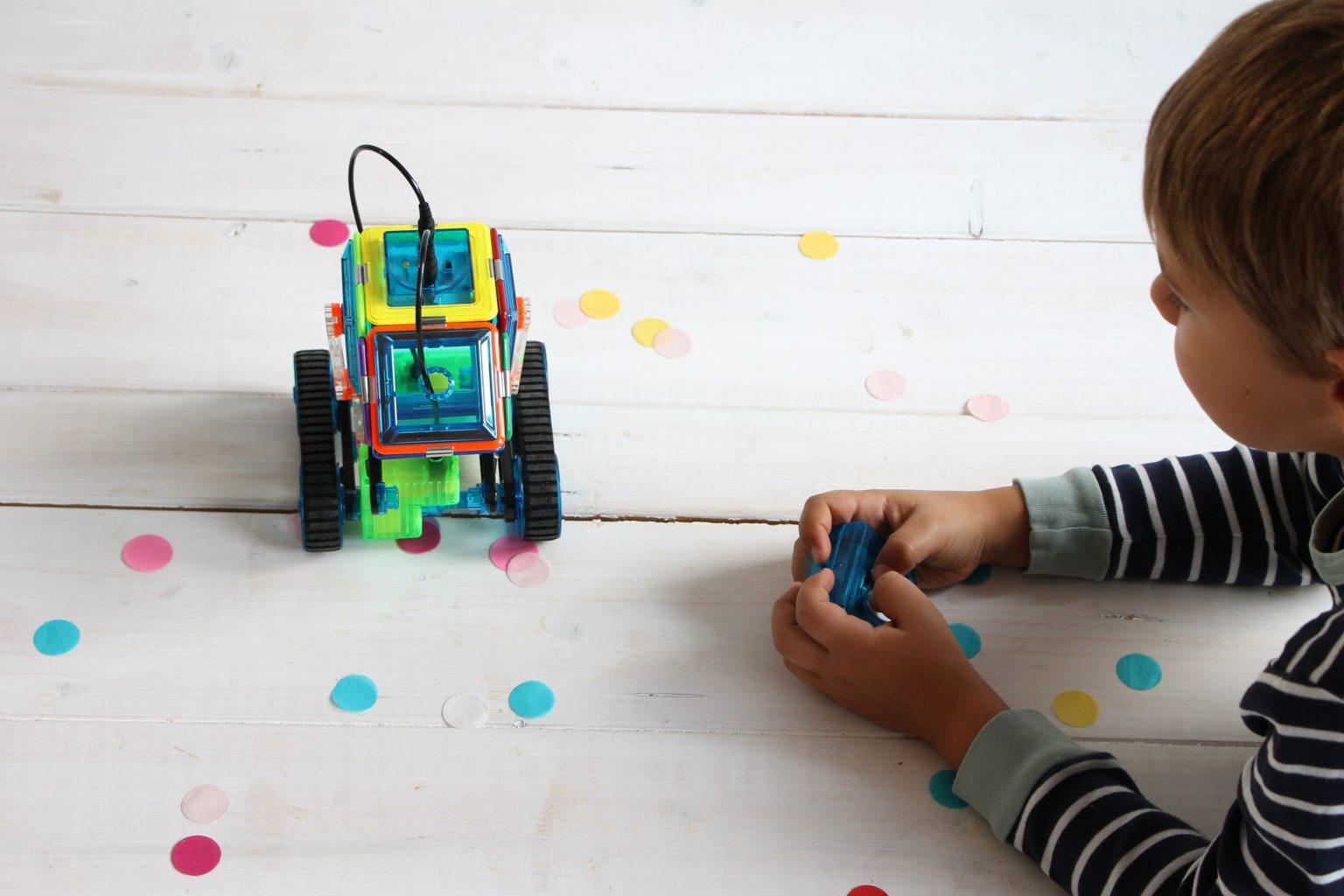 Kinder für Technik begeistern