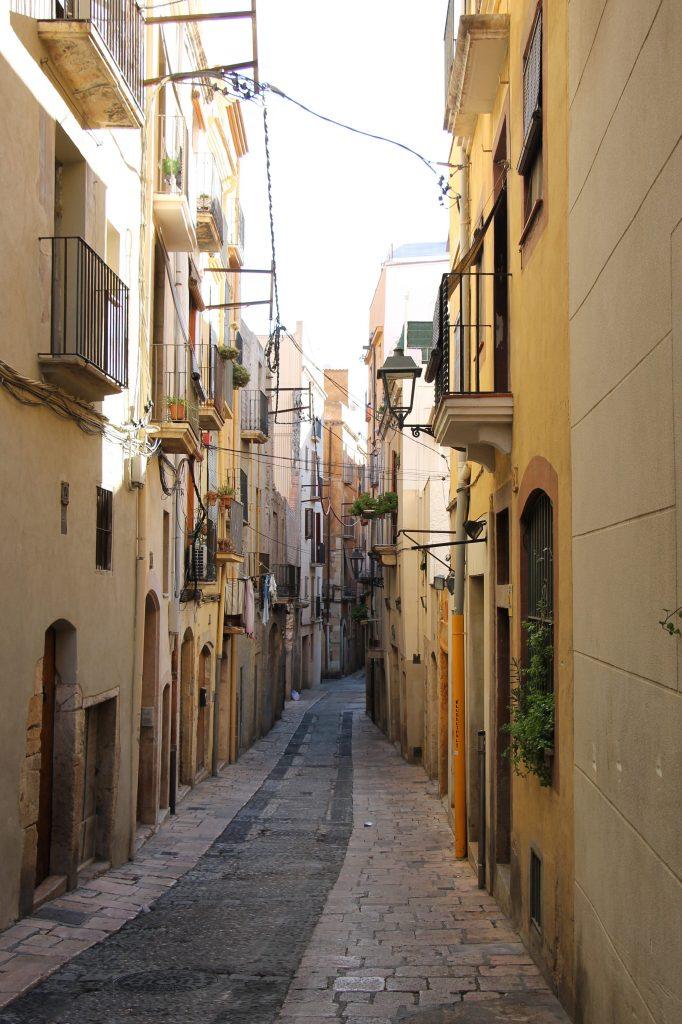 Tarragona Altstadt