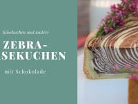 Rezept: Zebrakuchen oder Käsekuchen mal anders