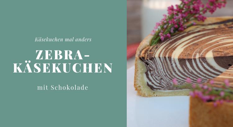Rezept Zebrakuchen Oder Kasekuchen Mal Anders Lavendelblog