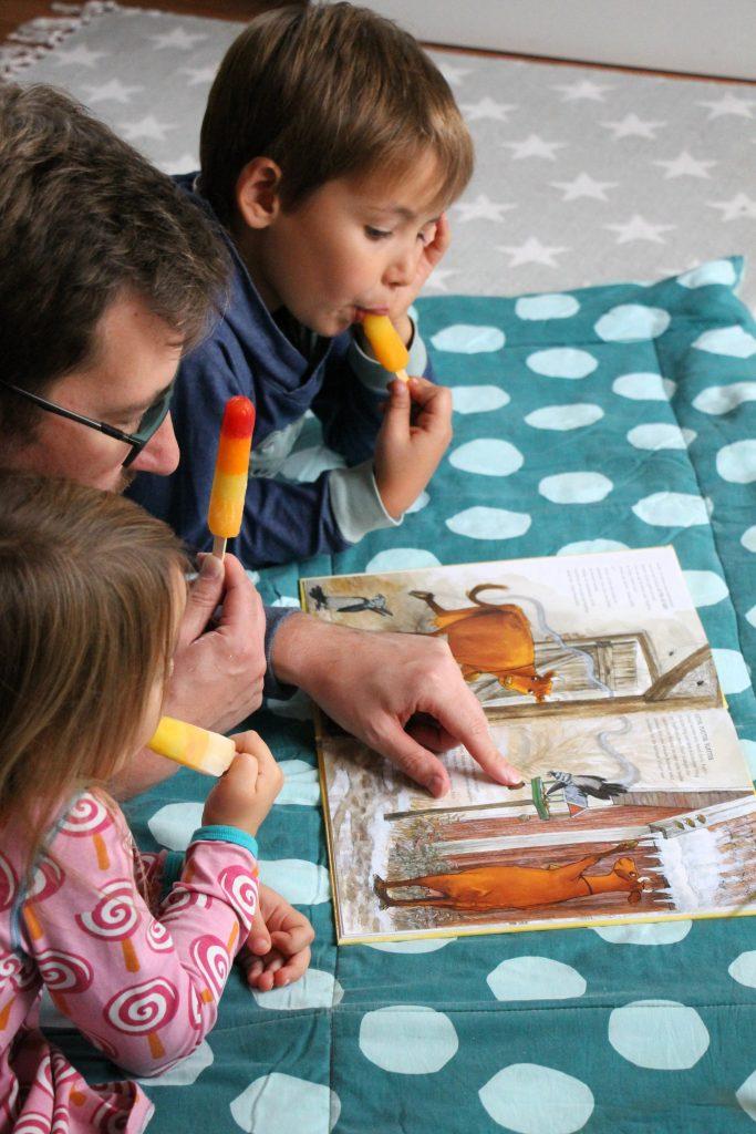 Kinderbuchtipp Kindergartenkinder
