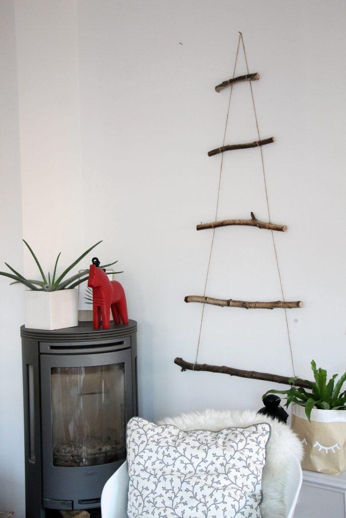Diy Weihnachtsbaum Basteln Ideal Als Selbstgebastelter