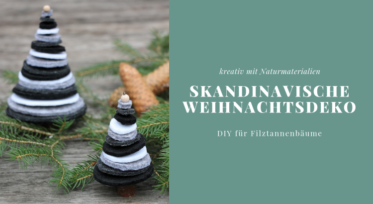 skandinavische Weihnachtsdeko DIY