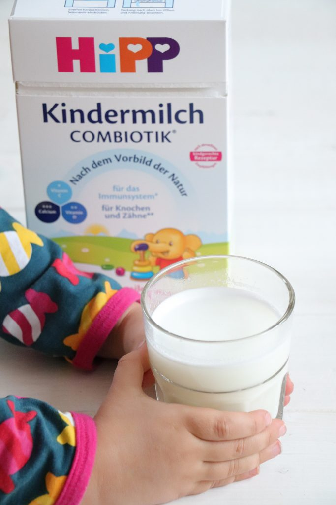 HiPP Kindermilch Vitamin D