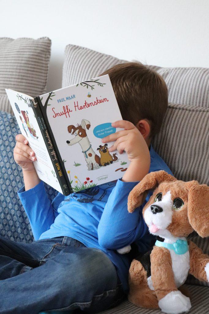 Kinderbuchtipp Snuffi Hartenstein