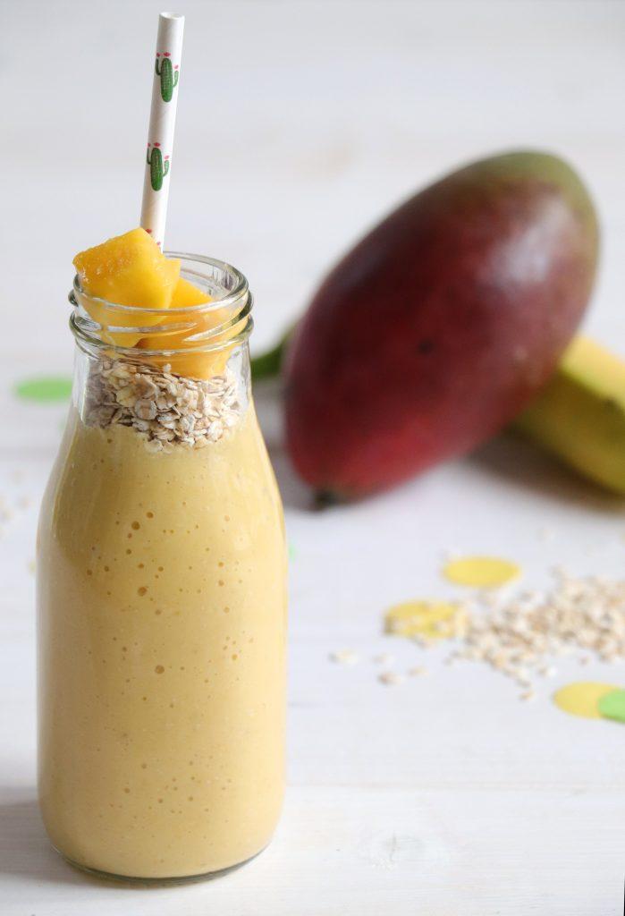 Rezept Frühstückssmoothie Mango