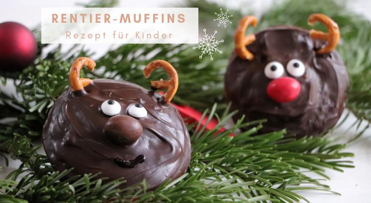 Rudolph Muffins Rezept