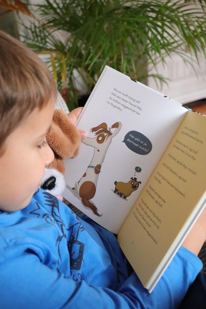unsichtbarer Freund Kinder Literatur