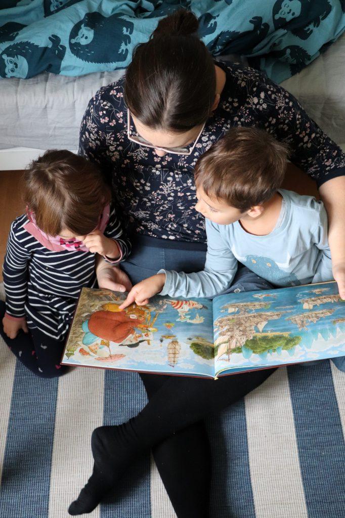 Bilderbücher ohne Text Tipps
