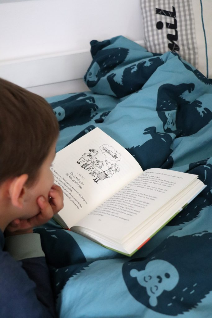 Kinder zum Lesen motivieren Tipps