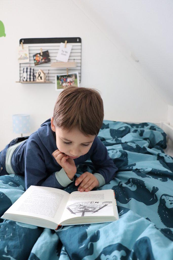 Leseförderung Kinder