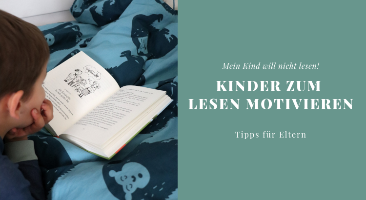 Lesemotivation Kinder