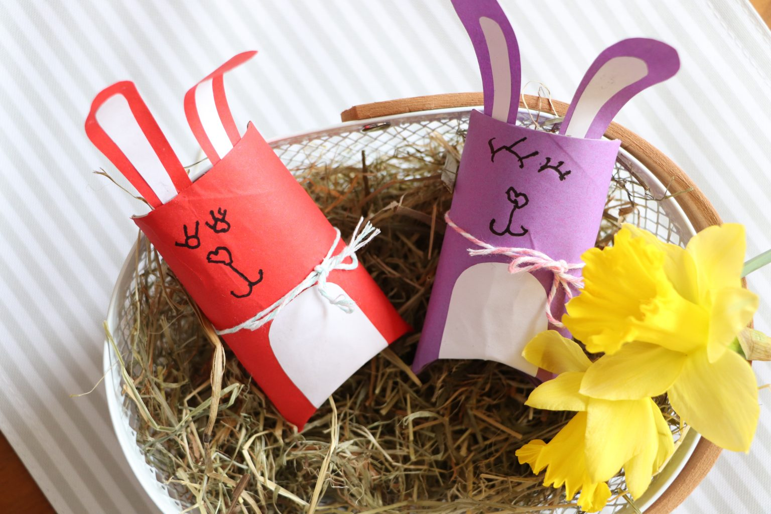 Bastelidee Ostern Kinder