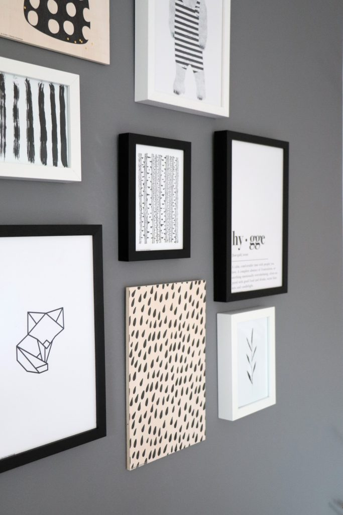 Bilderwand Holzbilder Posterlounge