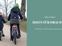 Frühling: Ideen für draußen und Zeit zum Frühlingsschuhe kaufen