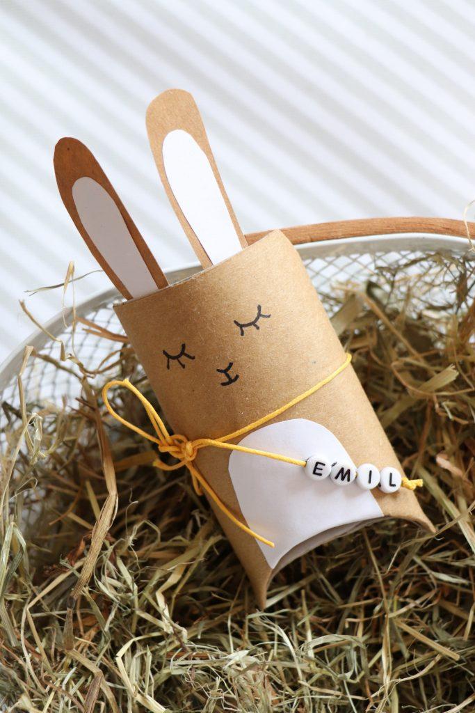 Osterhasen-Geschenkschachtel DIY