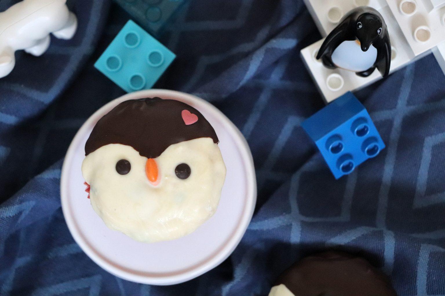Pinguinmuffins Rezept