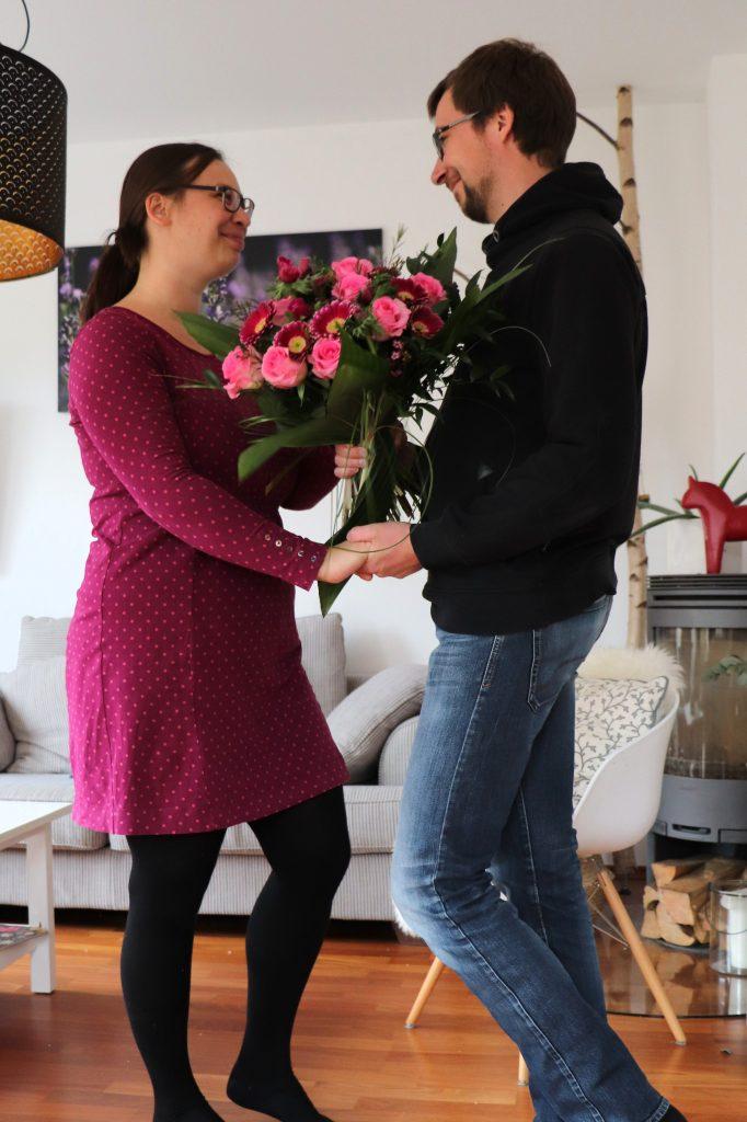 Regeln für glückliche Beziehung Blumen Fleurop