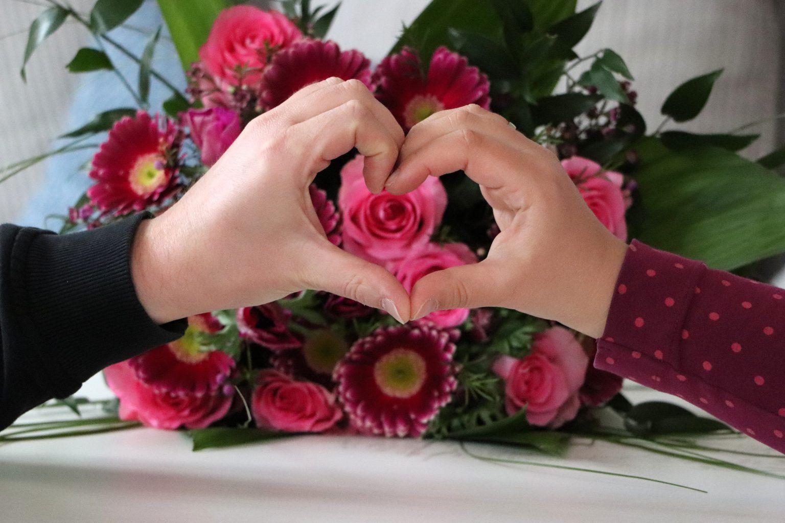 Valentinstag Idee Fleurop
