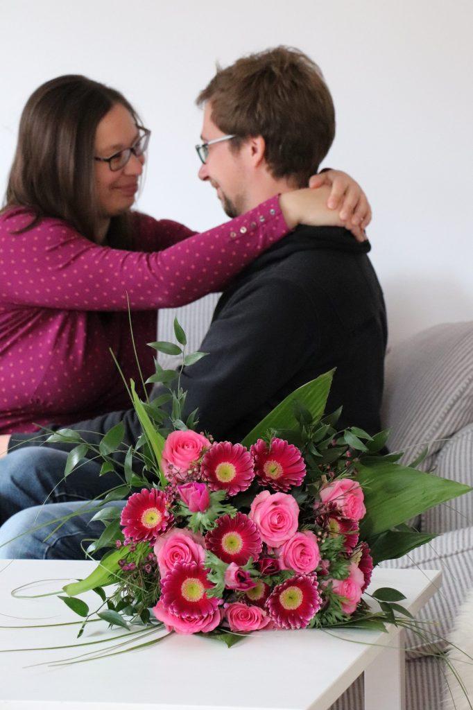 glückliche Beziehung Tipps Fleurop