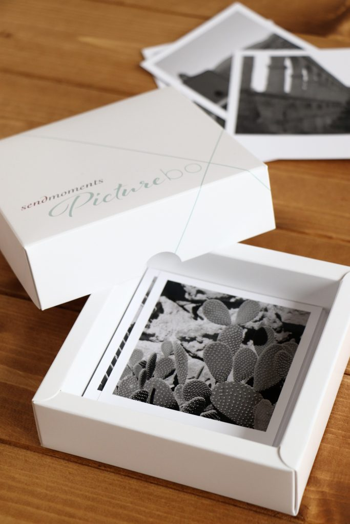 Fotos in Polaroidfotos umwandeln