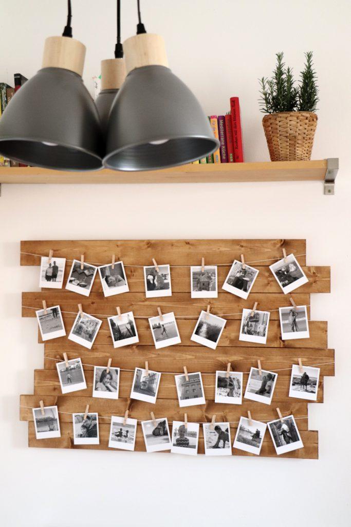 Fotowand Küche
