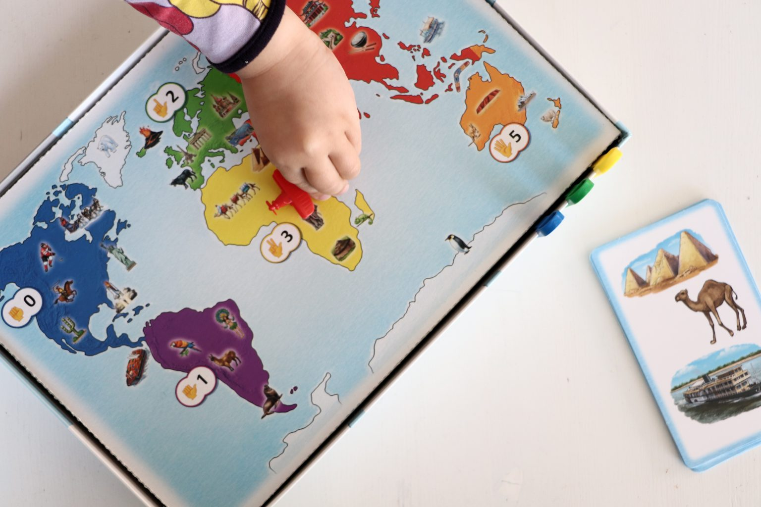 Gesellschaftsspiele Kindergarten