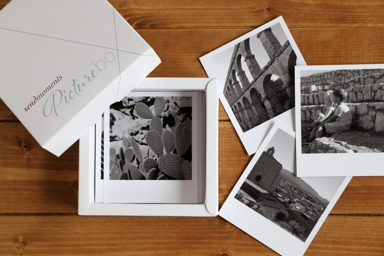 Handyfotos in Retrofotos umwandeln