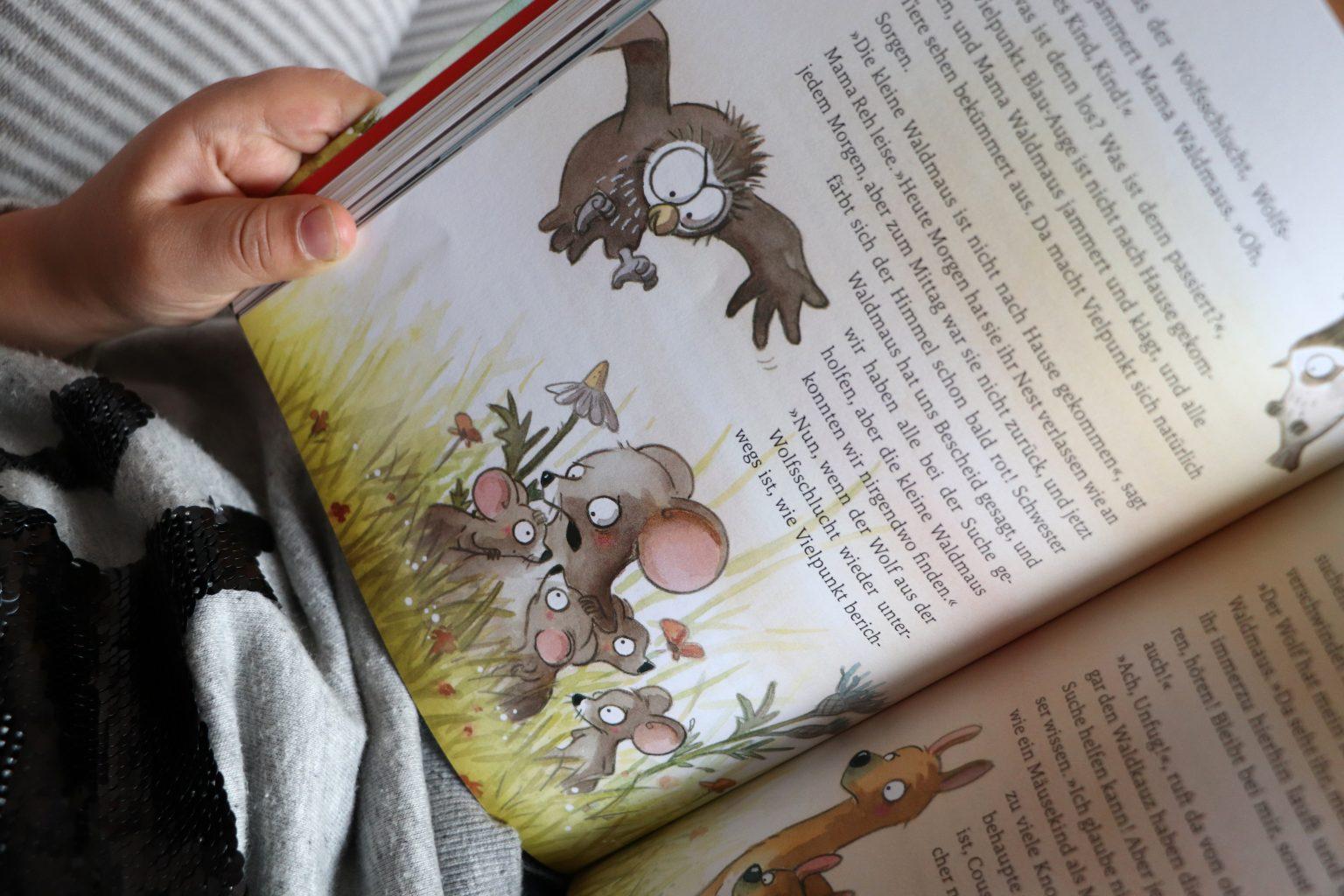 Kinderbuch Empfehlung Kindergartenkinder