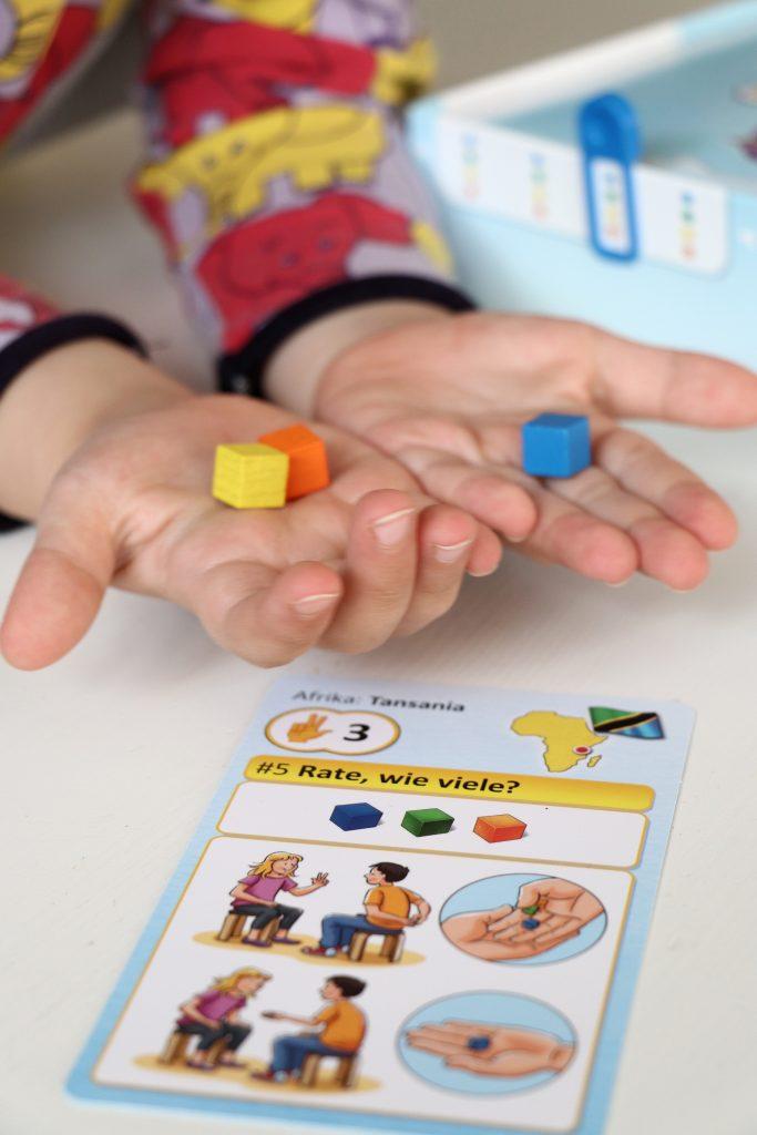Kinderspiele aus aller Welt Ravensburger