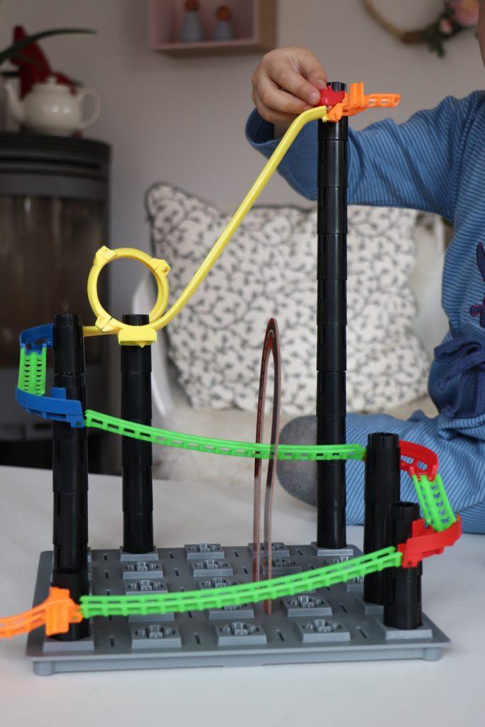 Logikspiel Roller Coaster Challenge