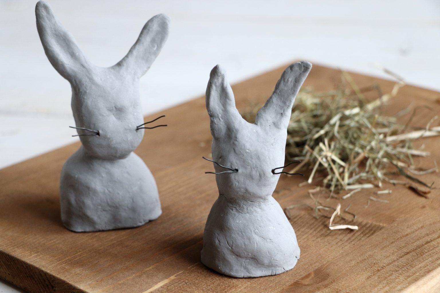 Modelliermasse Ideen Ostern