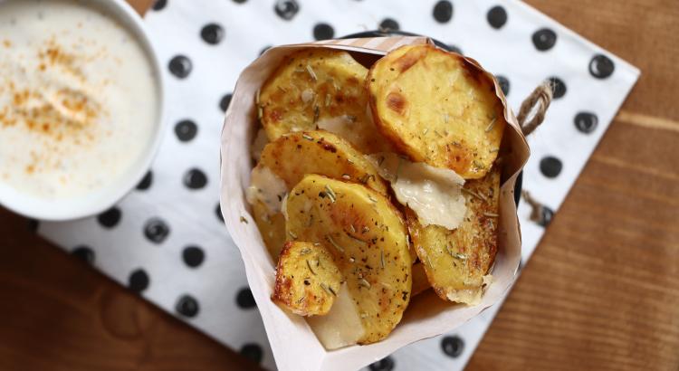 Ofen Backkartoffeln Rezept