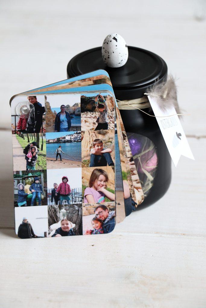 besonderes Fotogeschenk fingerbook